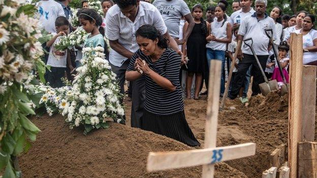 Sahrana u Šri Lanki