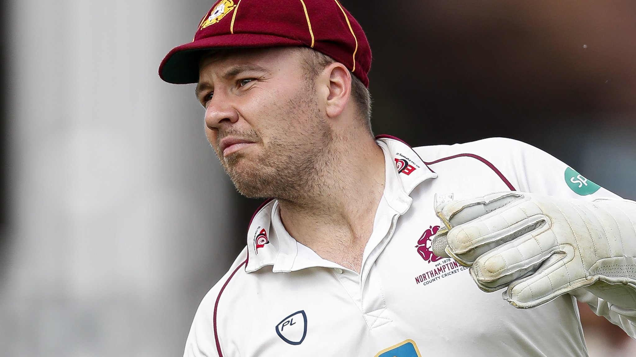 Adam Rossington: Northants name wicketkeeper-batsman captain after new deal