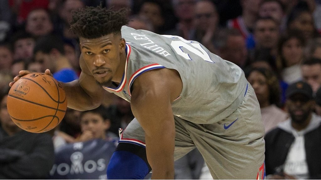 NBA's top plays: Jimmy Butler, LeBron James & DeMar DeRozan star
