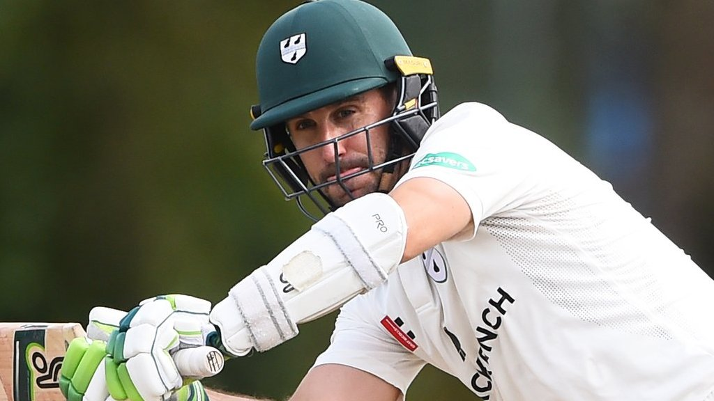 County Championship: Yorkshire safe despite Daryl Mitchell century for Worcestershire
