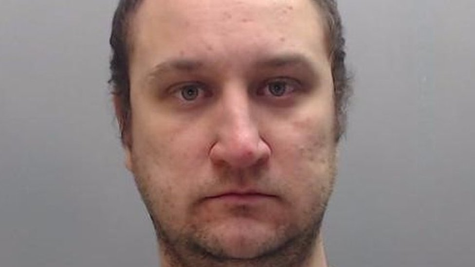 Ian Naude: Cheshire PC jailed for raping 13-year-old girl