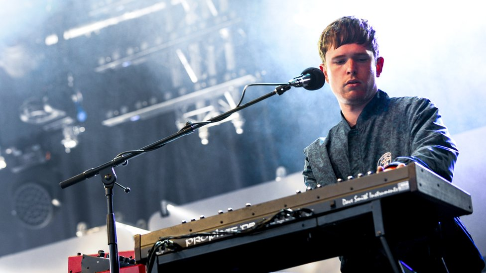 James Blake 'sad boy' statement: Artists support singer