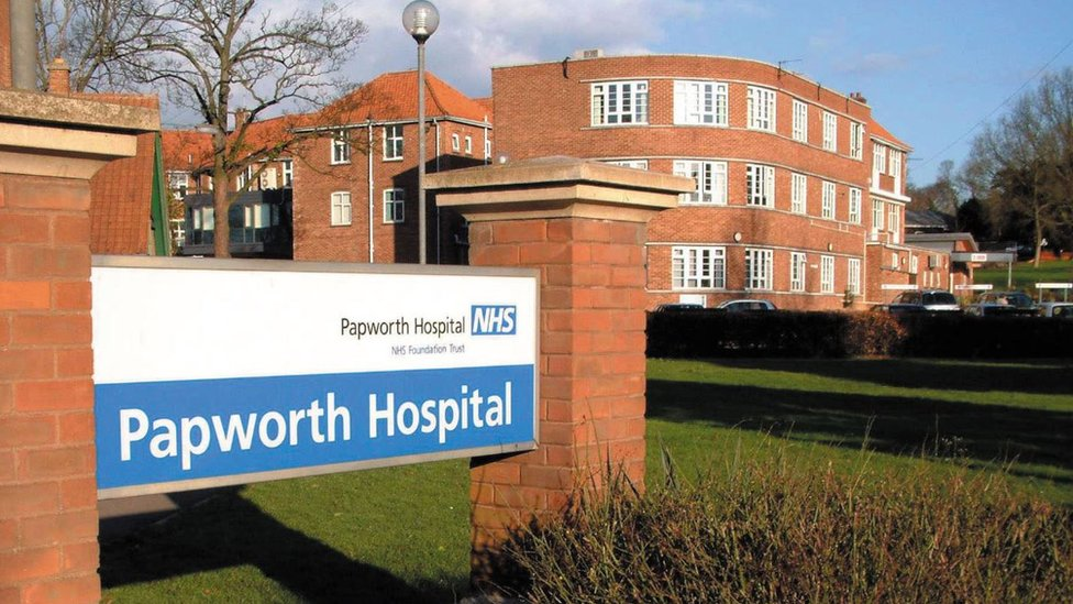 Papworth Hospital granted royal title by Queen