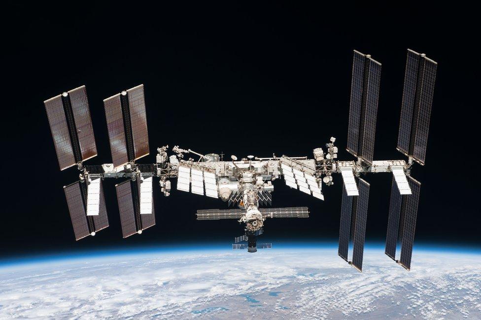 La EEI, en el espacio.