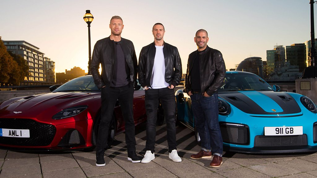Flintoff: Top Gear 'like getting picked for England'