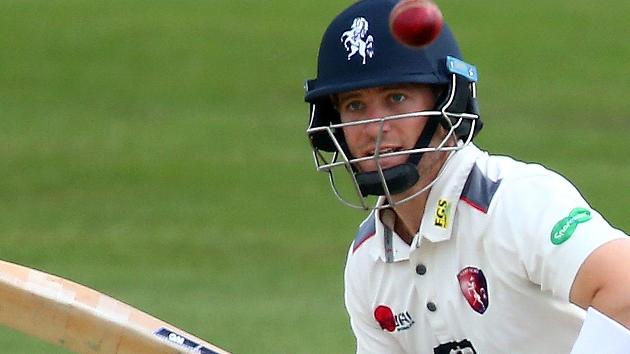 County Championship: Kent batsmen frustrate Surrey in draw