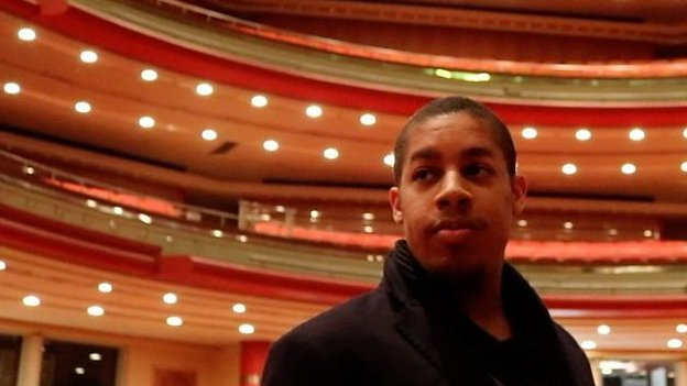Birmingham Symphony Hall usher is classical pianist