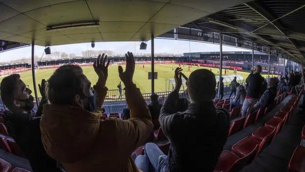 Almere City-SC Cambuur maçı