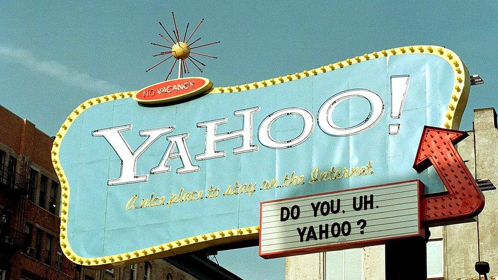 Yahoo bir zamanlar en büyük arama motoruydu