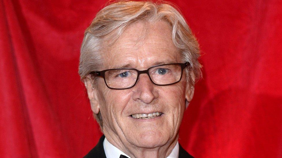 William Roache in 2014