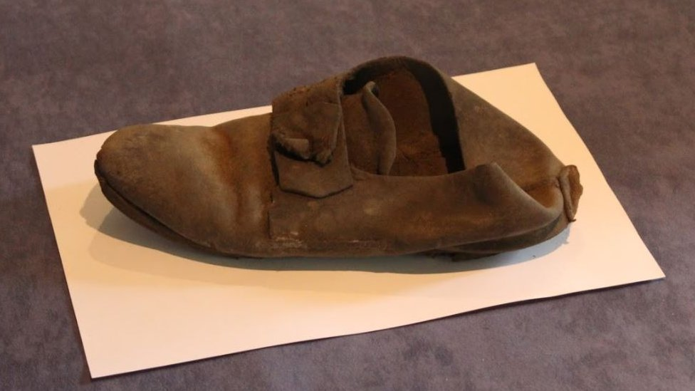 18th Century shoe