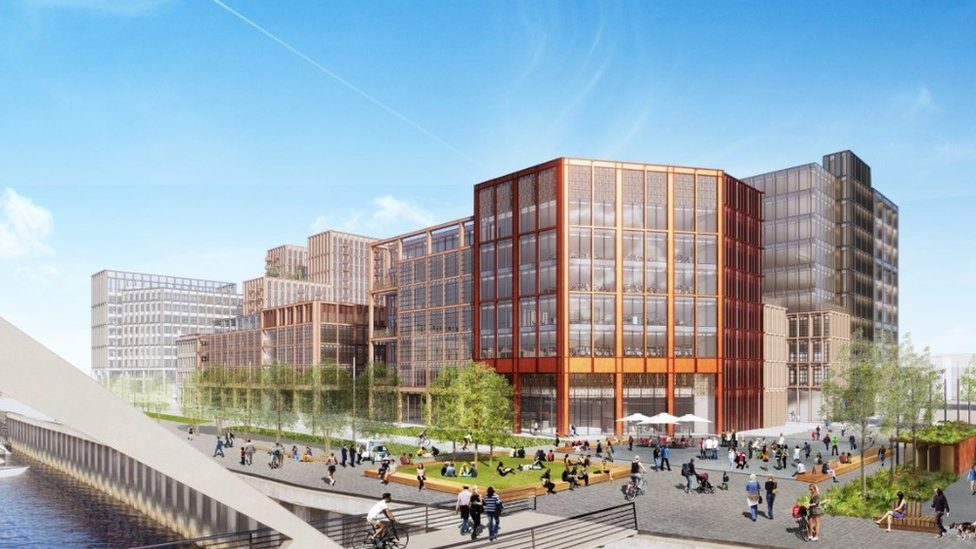 Barclays plans 2,500 new jobs in Glasgow