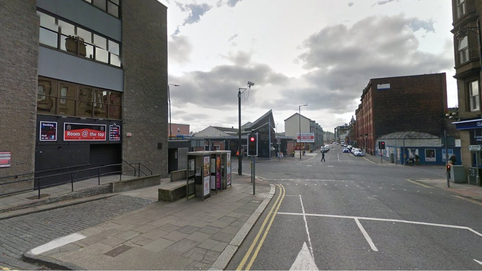 Appeal after man injured in Dundee city centre assault