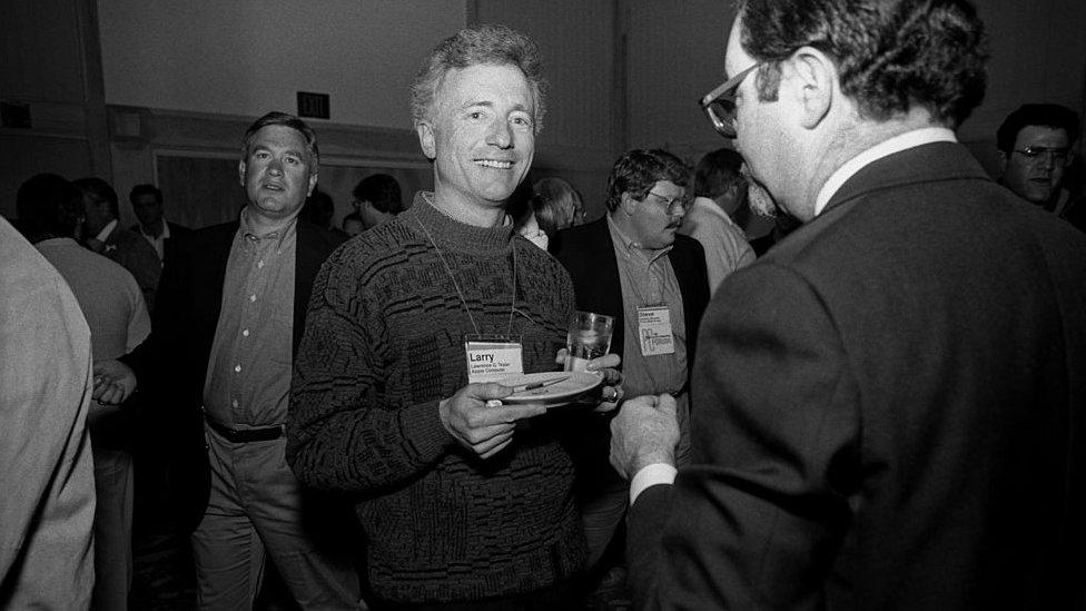 Larry Tesler en 1991