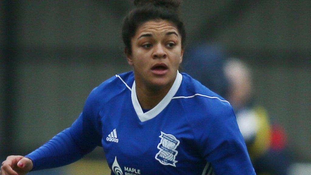 Chelsea Women sign England defender Carter