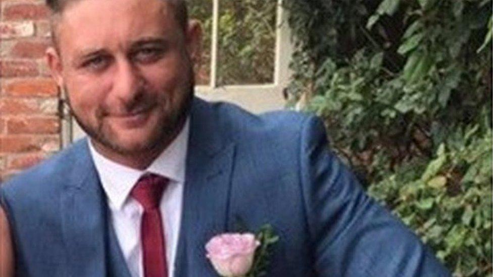 Girlfriend denial over Nottingham crash fight death