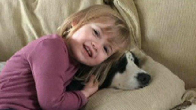 Meningitis victim Faye Burdett