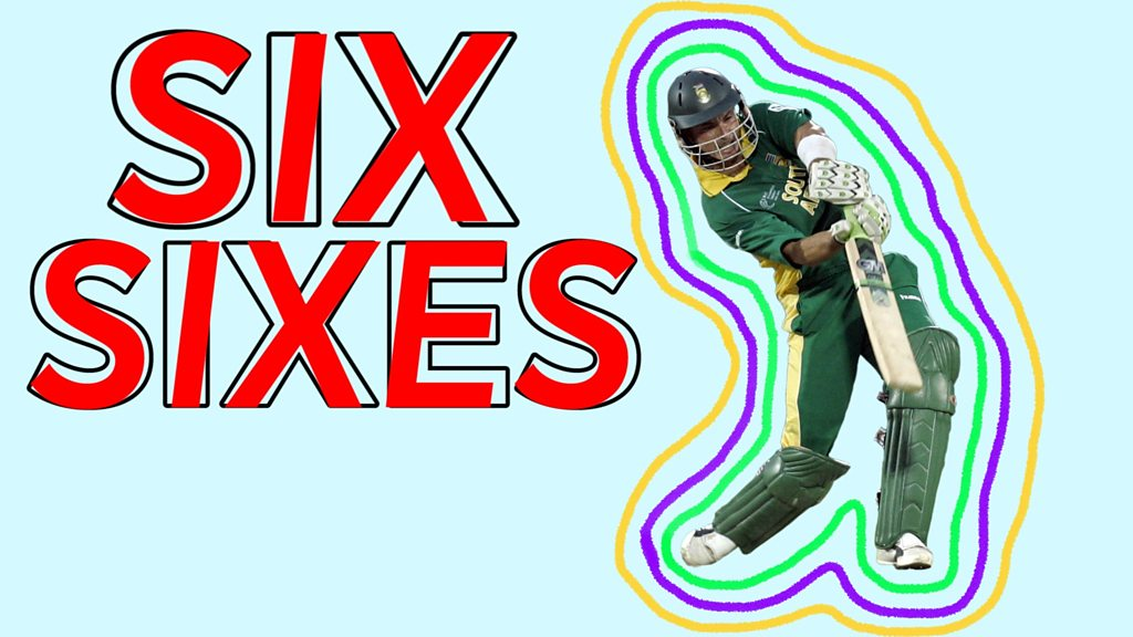 Cricket World Cup: Herschelle Gibbs' sensational six sixes record in 2007