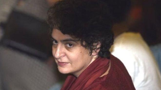 प्रियंका गांधी बोलीं- हार्दिक पटेल को लगातार परेशान कर रही है बीजेपी