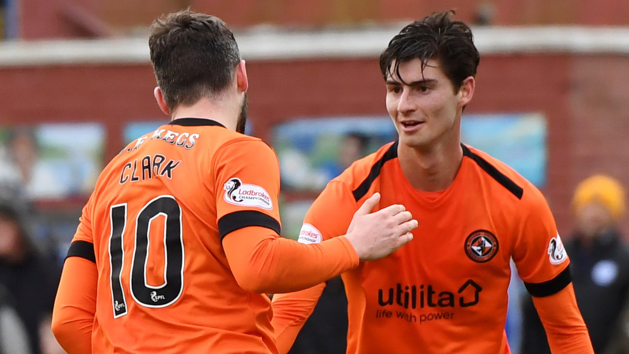 Queen of the South 0-1 Dundee United: Terrors narrow gap on leaders