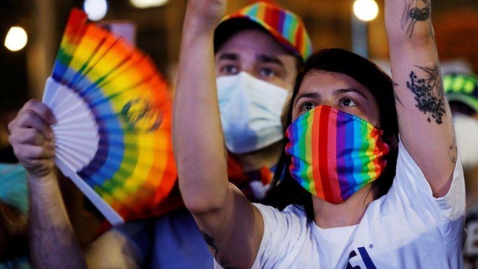 Kelompok LGBT di Israel