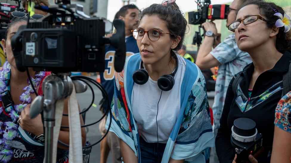 Catalina Aguilar Mastretta, una de las directoras de la serie.