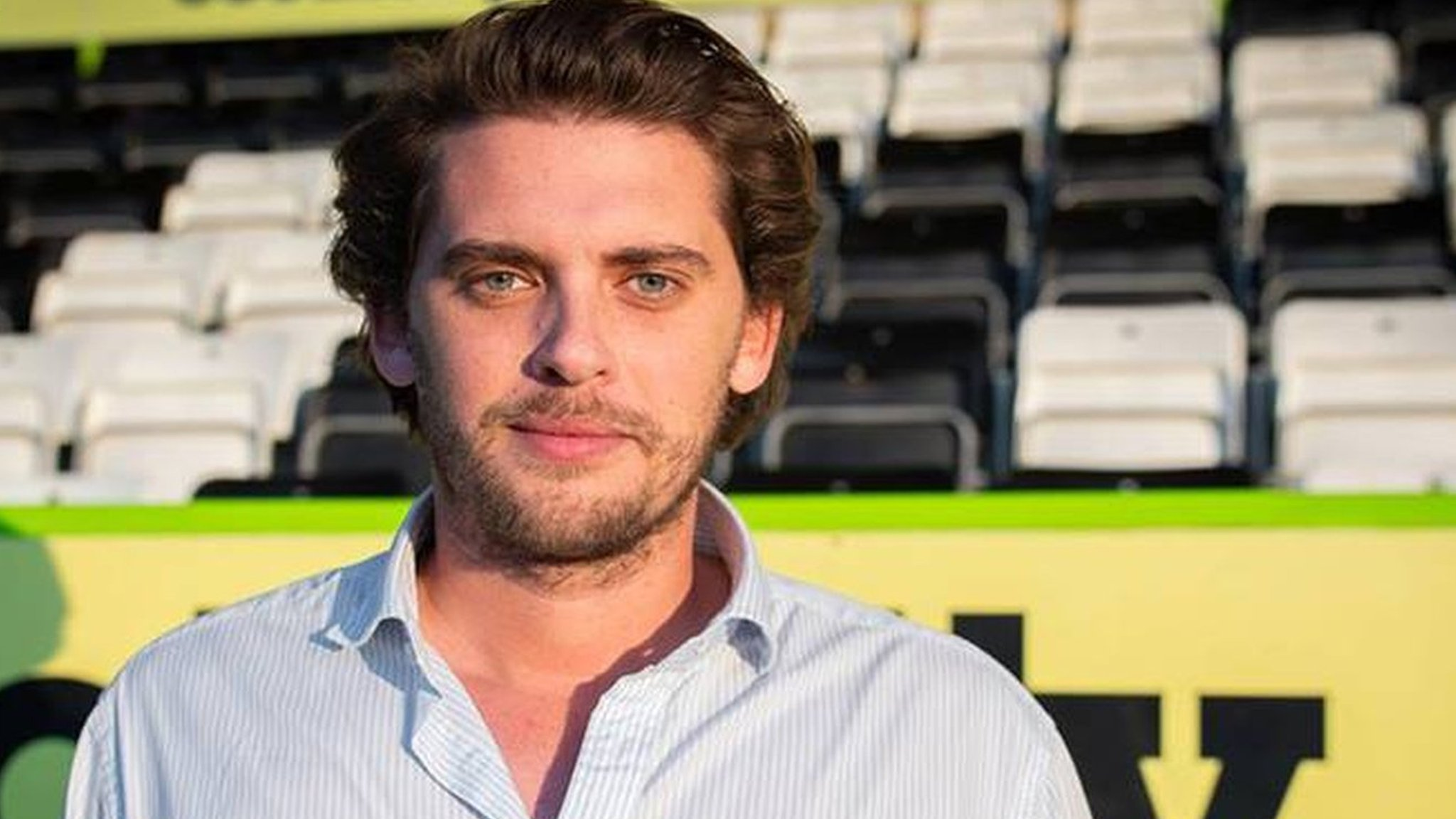 Henry Staelens: Forest Green Rovers appoint new chief executive