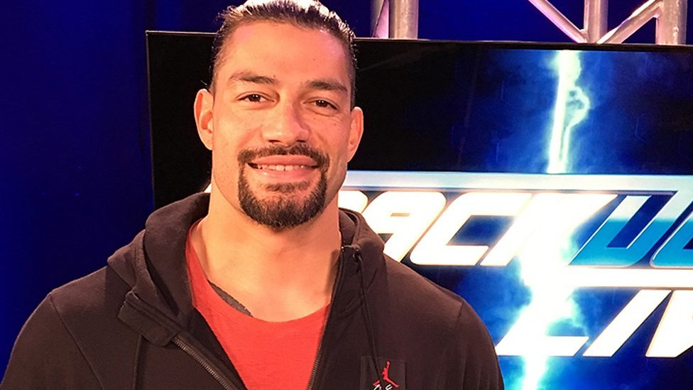 Roman Reigns: 'I was finally able to share this huge secret'