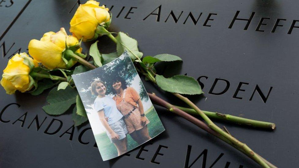 النصب التذكاري لضحايا 11 سبتمبر