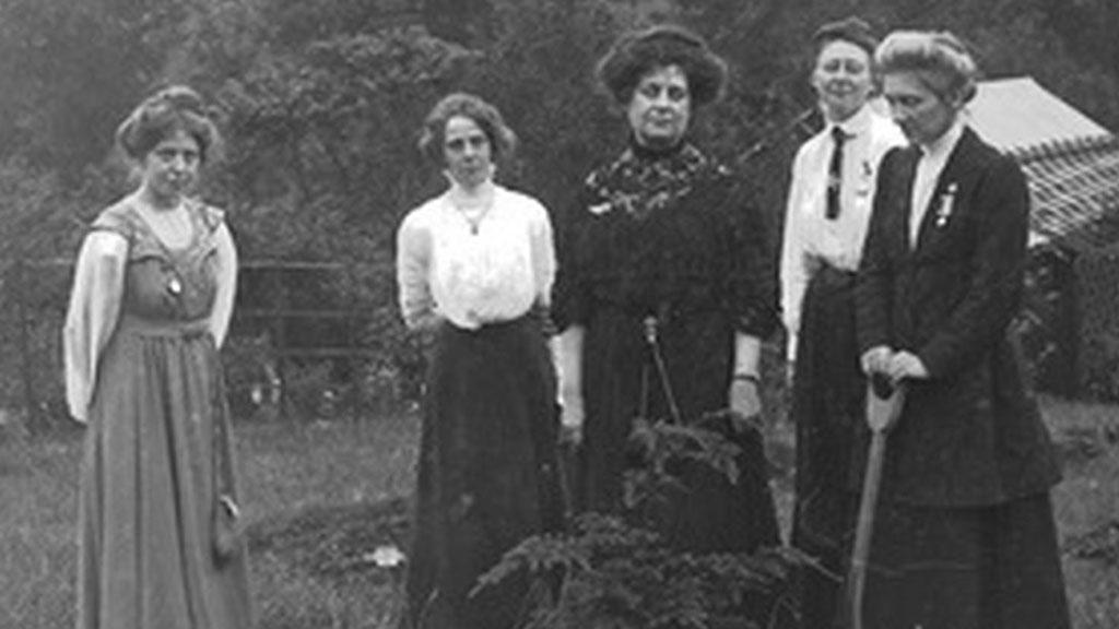 Scots suffragette hunger striker remembered