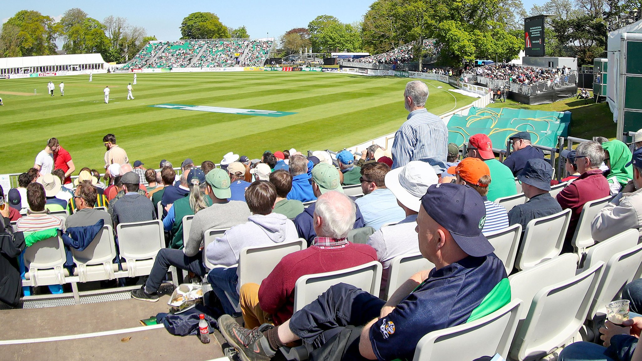Malahide will host Ireland v England ODI in May 2019