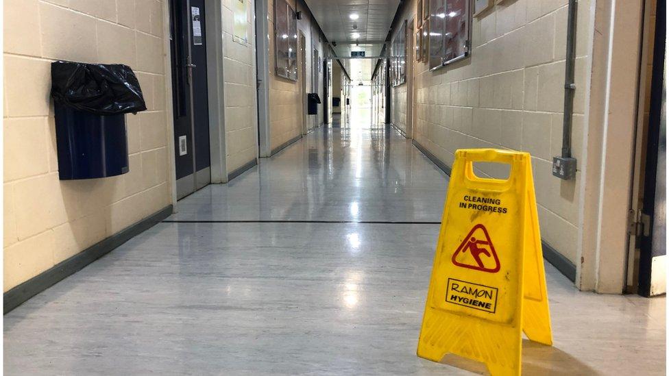 Half of Southampton school staff call in sick with 'flu'