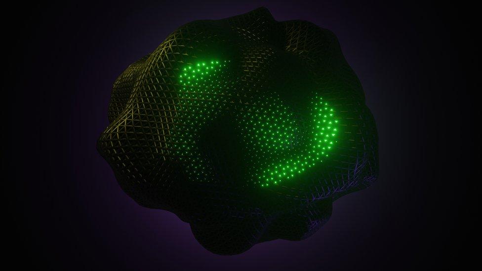 Concepto de materia oscura