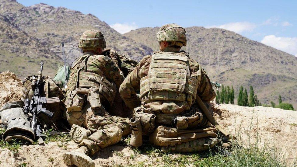 iki abd askeri