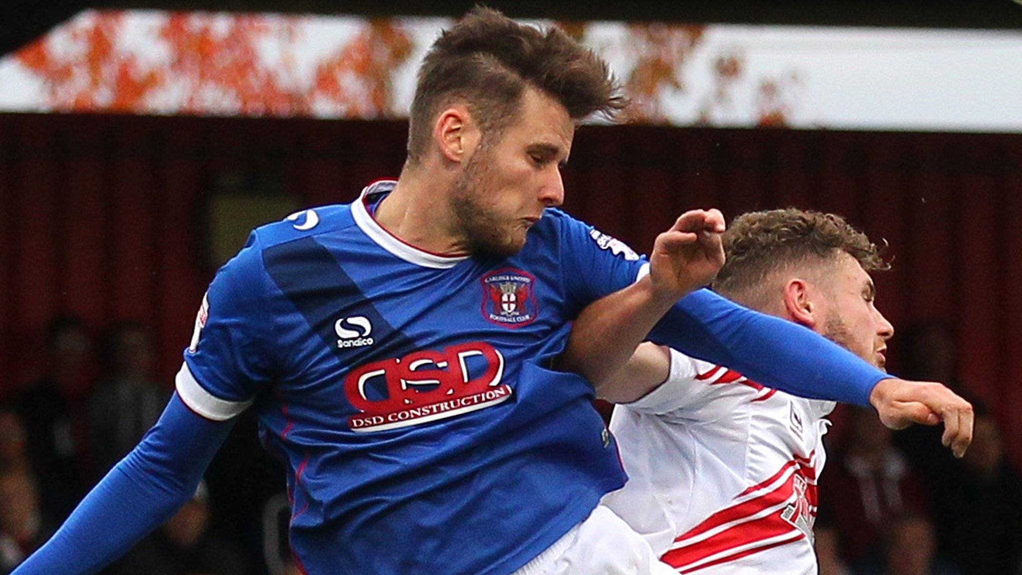 Macaulay Gillesphey: Carlisle United defender to leave club for 'different kind of challenge'
