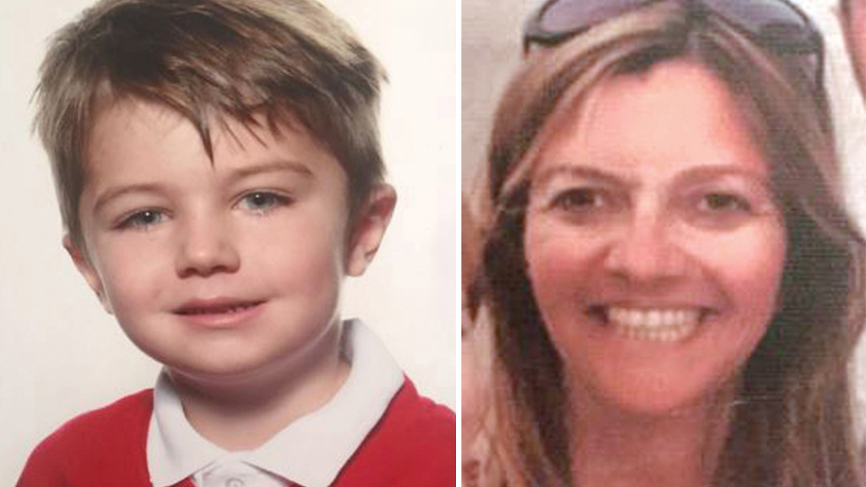 Jenson Spellman and Emma Sillett reservoir deaths: Mother to be buried in Conwy