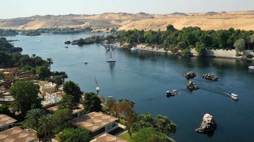 نهرالنيل