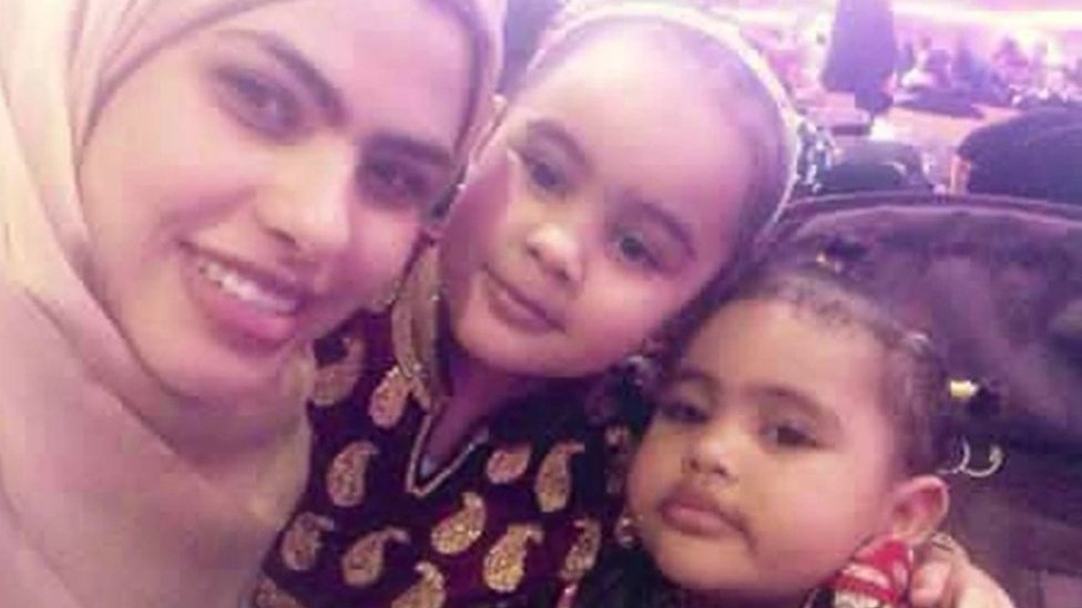 Grenfell Tower: Tributes paid to Rania Ibrahim and daughters