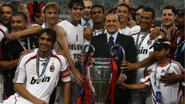Former Italian Prime Minister Silvio Berlusconi left his role as AC Milan owner after 31 years in 2017, before buying Monza in 2018
