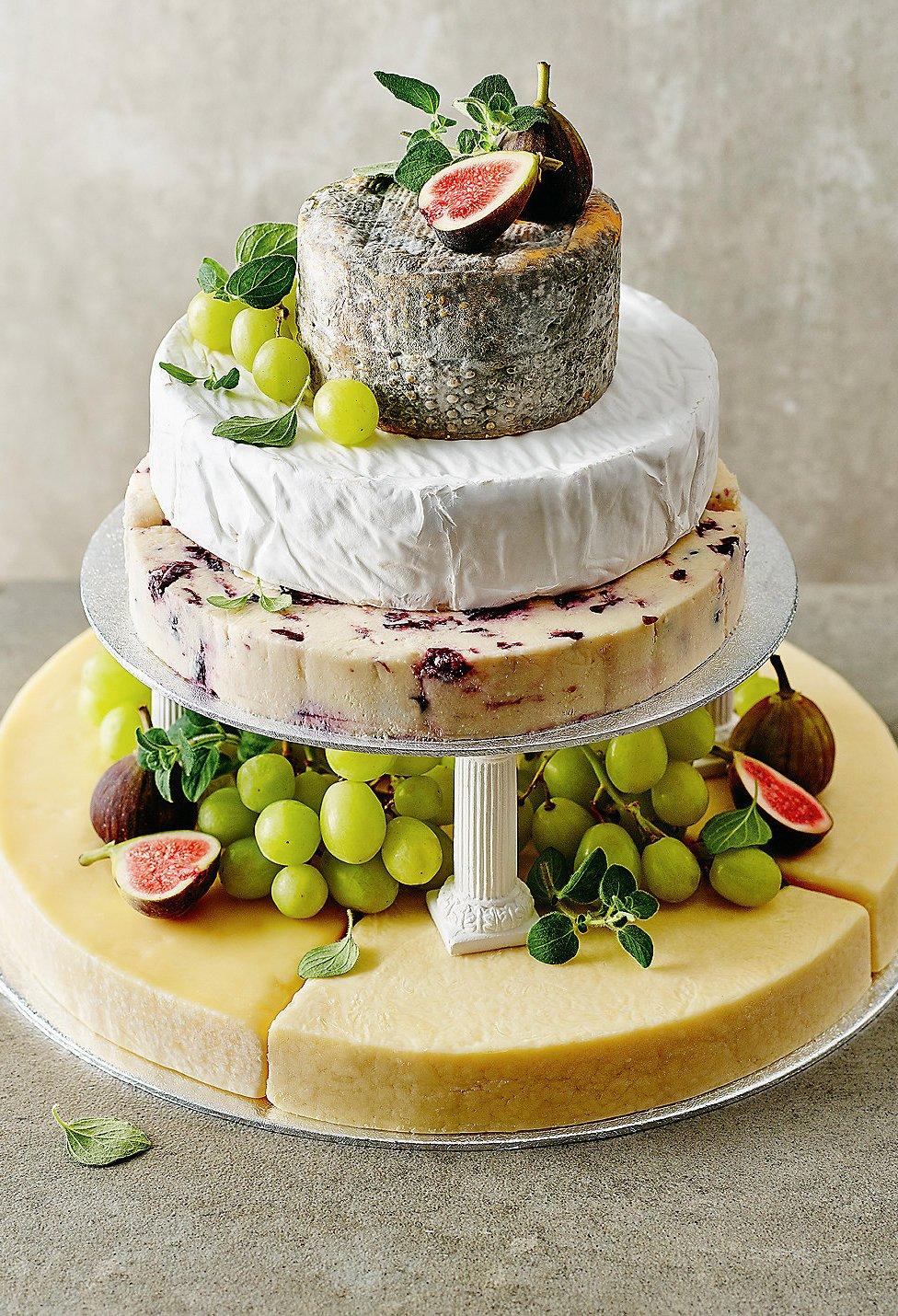 Small cheese cake