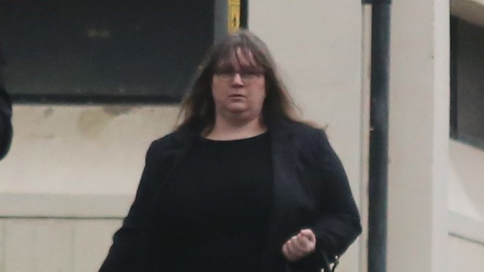 Gloucester carer's son and partner jailed over abuse