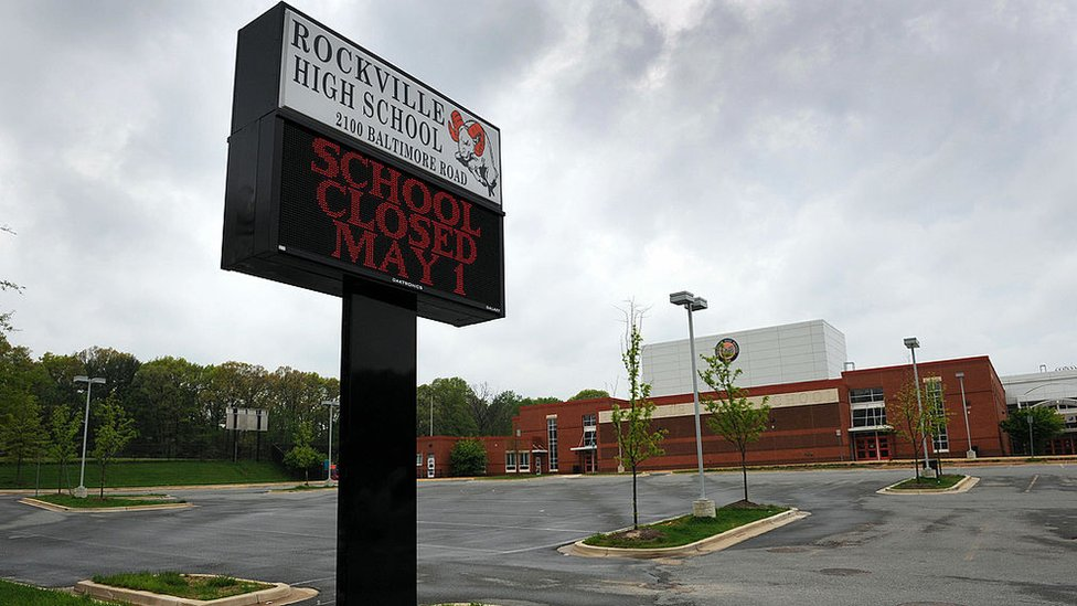 Rockville High School (file photo)