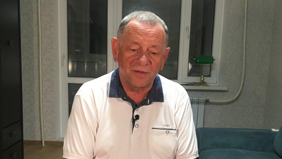 Віктор Гандзюк