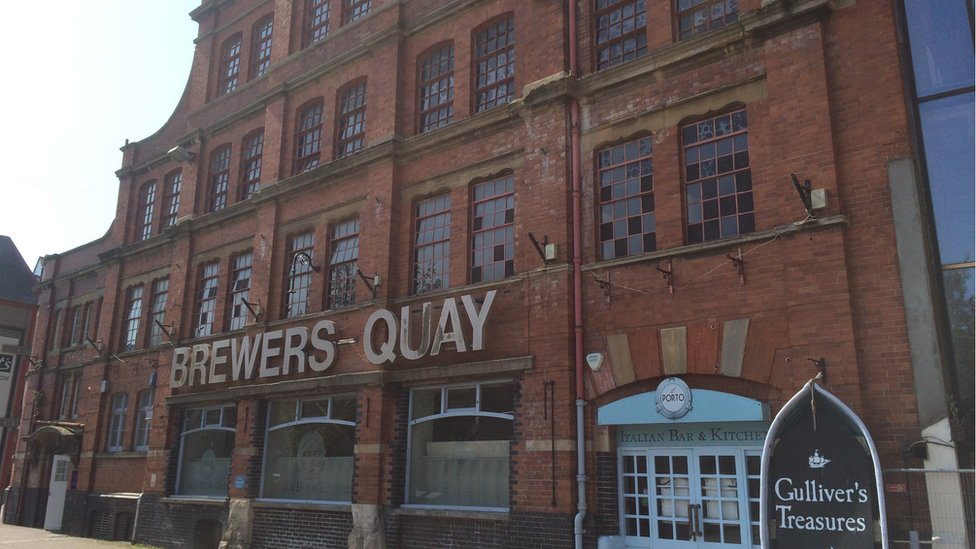 Weymouth Brewers Quay: Homes and restaurant development approved