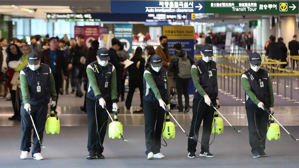 Incheon Uluslararası Havaalanı (Güney Kore)