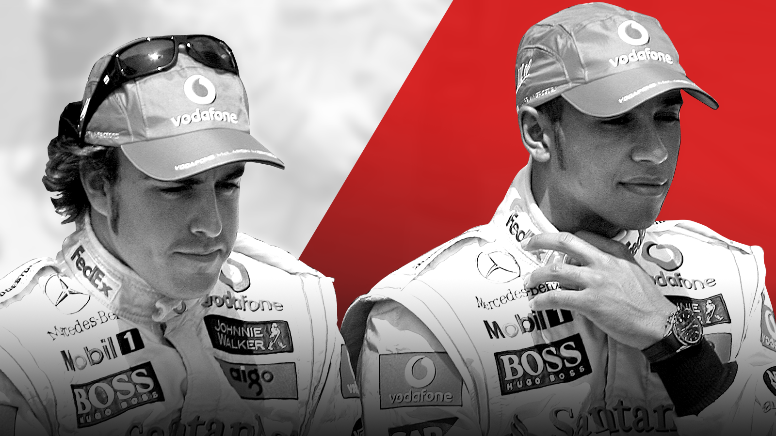 The F1 great who couldn't catch a break - part 1: personality clash