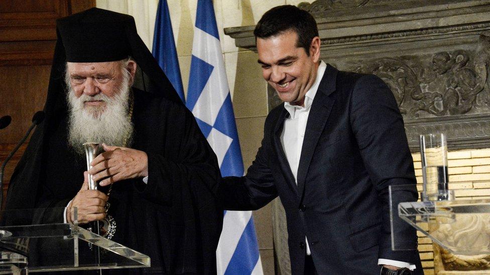 Dogovor države i crkve u Grčkoj: 10.000 sveštenika neće više biti državni službenici