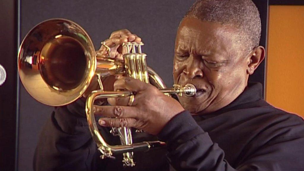 The story of jazz legend Masekela