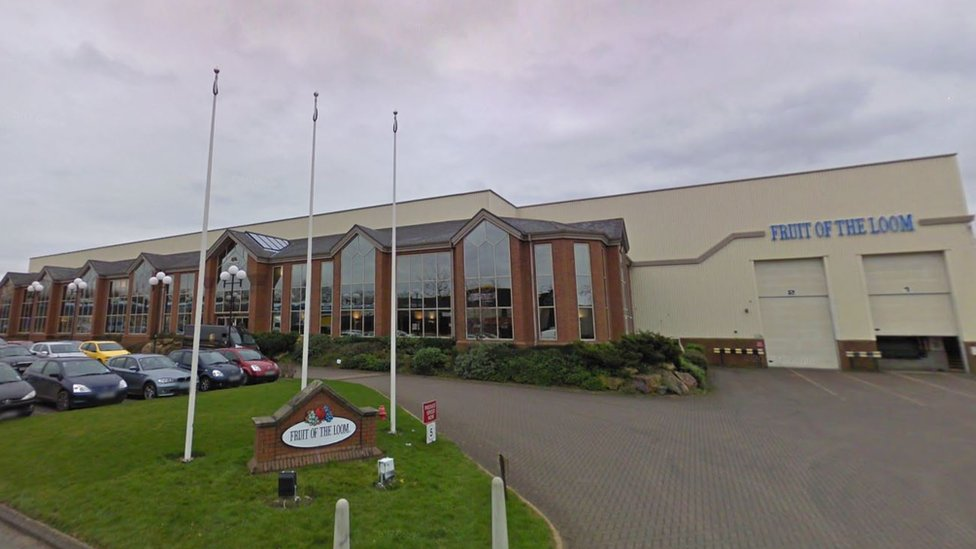 Telford jobs risk as clothing company plans Europe move