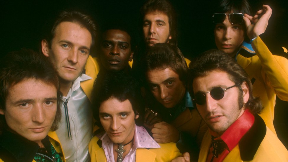 Former Showaddywaddy bassist Al James dies aged 72
